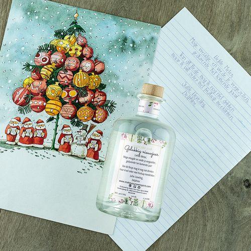 Originele nieuwjaarsbrief collection by make your own spirit