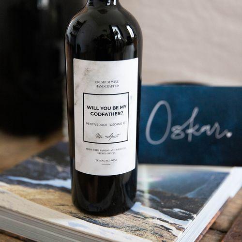 Godfather's Red Wine