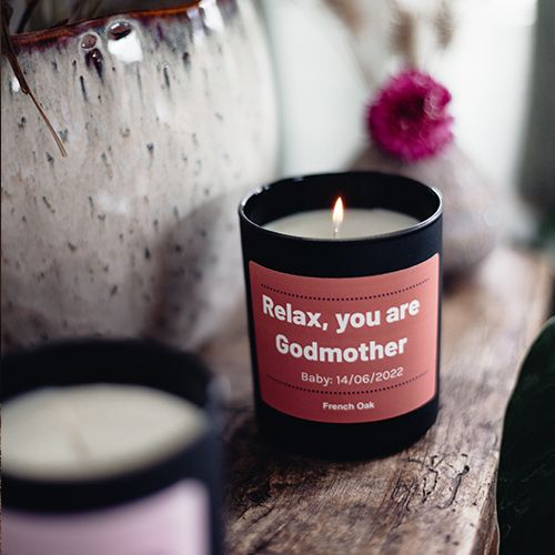 Relax, you are Godmother
