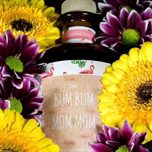 Bum bum mom mom collection by make your own spirit