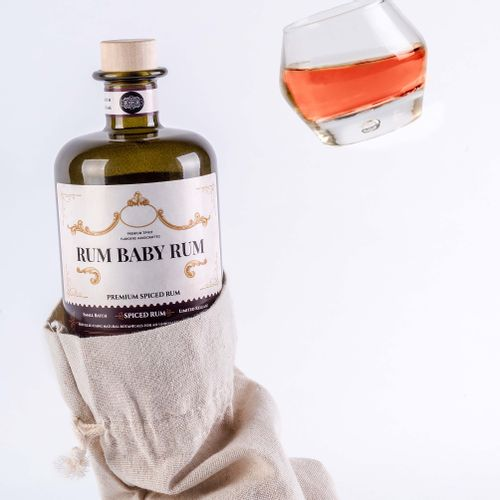 Rum baby rum collection by make your own spirit