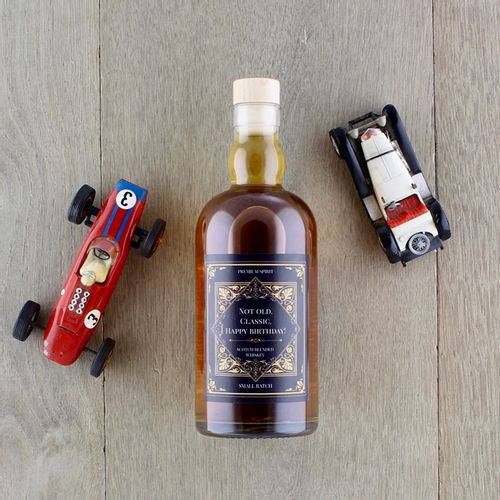 Not old but classic collection by make your own spirit