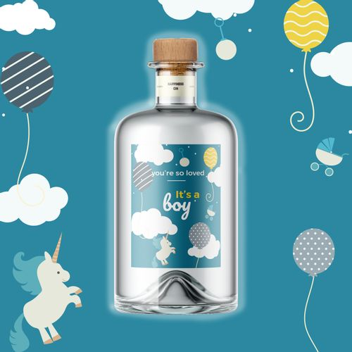 Its a boy collection by make your own spirit