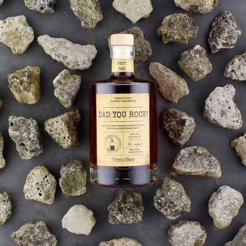 Dad you rock collection by make your own spirit