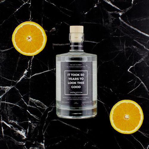 It took 50 years to look this good collection by make your own spirit